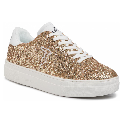 Sneakersy TRUSSARDI JEANS - 79A00475 M050
