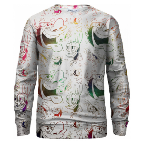 Bittersweet Paris Unisex's Happy Joy Sweater S-Pc Bsp299