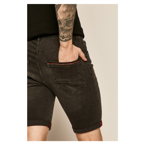 Medicine - Rifľové krátke nohavice Basic