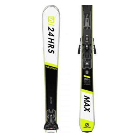 Salomon 24 HOURS MAX + Z12 GW - Zjazdové lyže pre mužov aj ženy