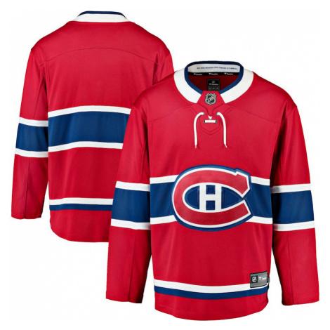 Dres Fanatics Breakaway Jersey NHL Montreal Canadiens domáci