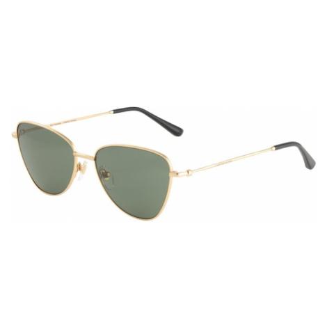 Kapten & Son Slnečné okuliare 'San Francisco'  zlatá / zelená