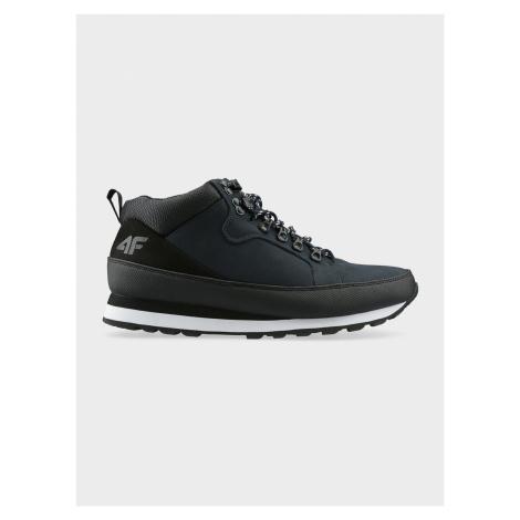 Pánske lifestylové topánky OBMH202 - tmavomodrá 4F