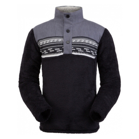 Sveter Spyder Men `s Wyre Half Snap Fleece 191244-001