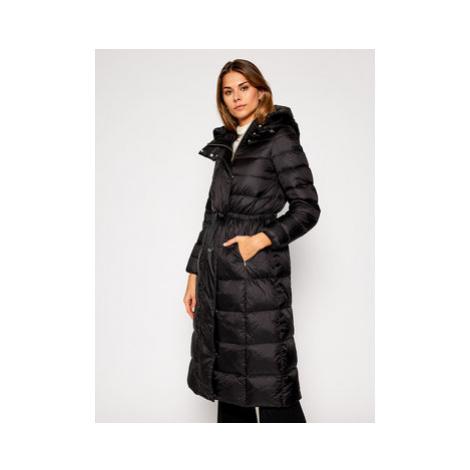 Geox Zimný kabát Tahina W0425G T2412 F9000 Čierna Regular Fit
