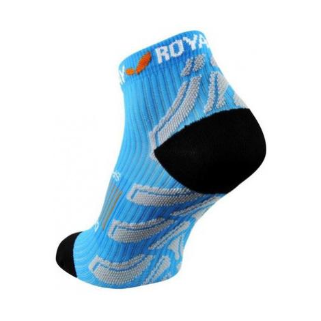 Ponožky ROYAL BAY® Neon Low-Cut Blue 5099