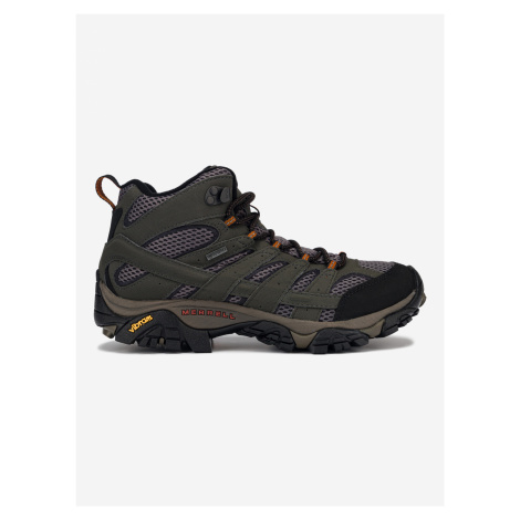 Moab 2 Mid GTX Outdoor obuv Merrell Šedá