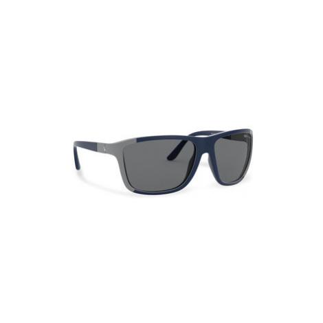Polo Ralph Lauren Slnečné okuliare 0PH4155 581081 Tmavomodrá