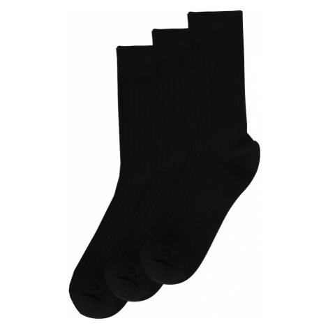 JACK & JONES Ponožky 'JACGAM'  čierna