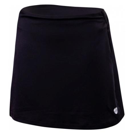 Klimatex MONIQ čierna - Dámska bežecká sukňa 2v1