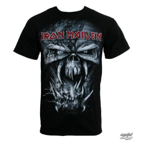 Tričko metal ROCK OFF Iron Maiden Final Čierna
