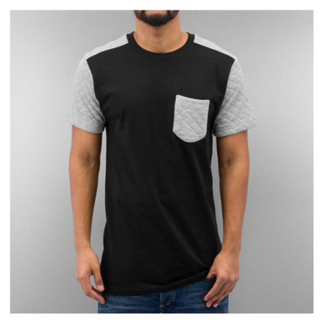 Pánske tričko Just Rhyse Stepp T-Shirt Black