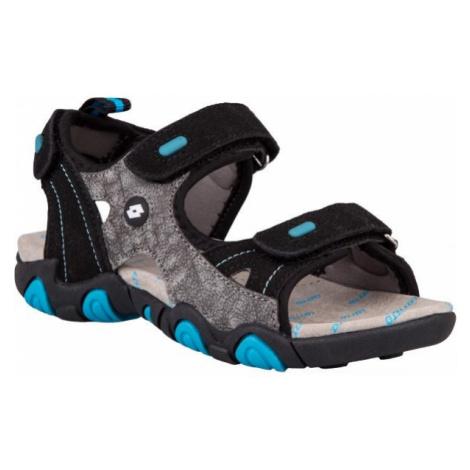 Lotto MATEO modrá - Detské sandále