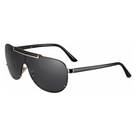 VERSACE Slnečné okuliare 'Shades'  zlatá