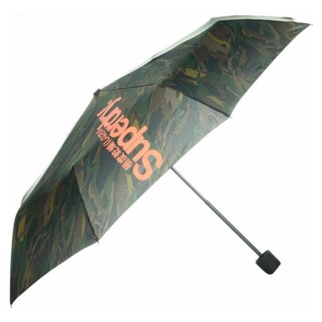 Superdry MiniLite Camo Umbrella