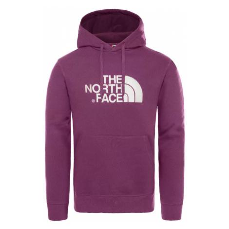 The North Face M Drew Peak Pullover Hoodie - Eu Wild Aster Purple-XL fialové NF00AHJYZDN-XL