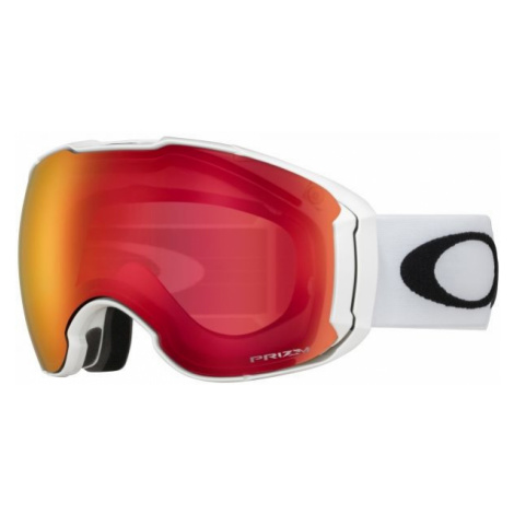 Oakley AIRBRAKE XL biela - Lyžiarske okuliare