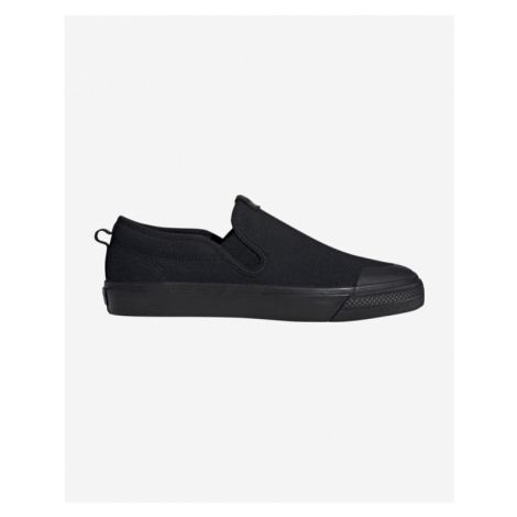 adidas Originals Nizza Slip On Čierna