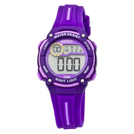 Secco Dětské digitální hodinky S DIP-005