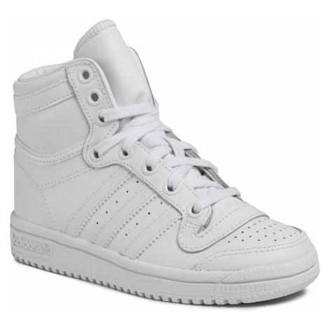 Topánky adidas - Top Ten Hi C S84396  Ftwwht/Ftwwht/Ftwwht