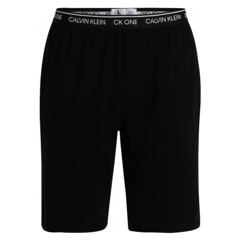 Calvin Klein Underwear Pyžamové nohavice 'SLEEP SHORT'  čierna