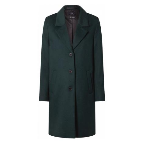 SELECTED FEMME Prechodný kabát  smaragdová