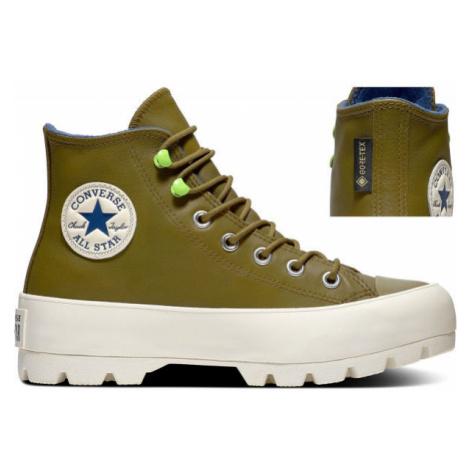 Converse CHUCK TAYLOR ALL STAR LUGGED WINTER - Dámska členková obuv