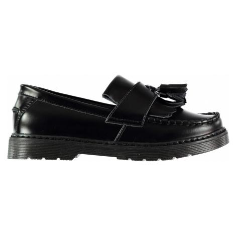 Kangol Upton Child Girls Shoes Black Box