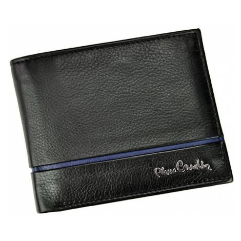 Štýlová pánska kožená peňaženka Pierre Cardin TILAK15 325 RFID - Modrá