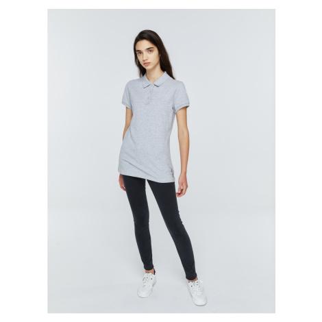 Big Star Woman's Shortsleeve Polo T-shirt 152516 -901