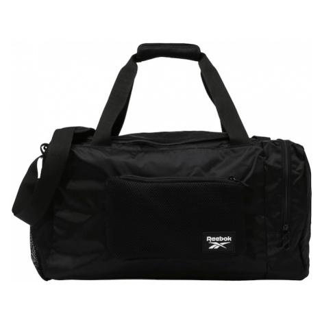 REEBOK Športová taška  čierna