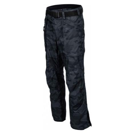 4F MEN´S SKI TROUSERS čierna - Pánske lyžiarske nohavice