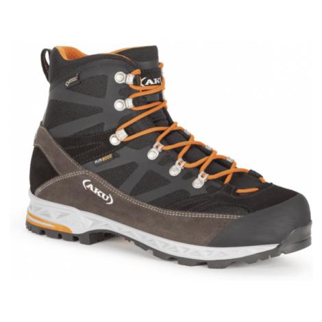 Pánske topánky AKU 844 Trekker Pro GTX čierno / oranžová