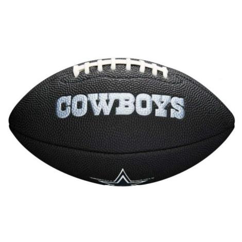 Wilson MINI NFL TEAM SOFT TOUCH FB BL DL - Mini lopta na americký futbal
