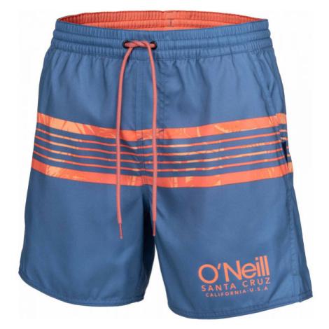 O'Neill PM CALI STRIPE SHORTS modrá - Pánske šortky do vody