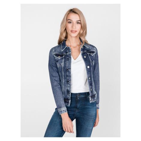 Thrift Bunda Pepe Jeans Modrá