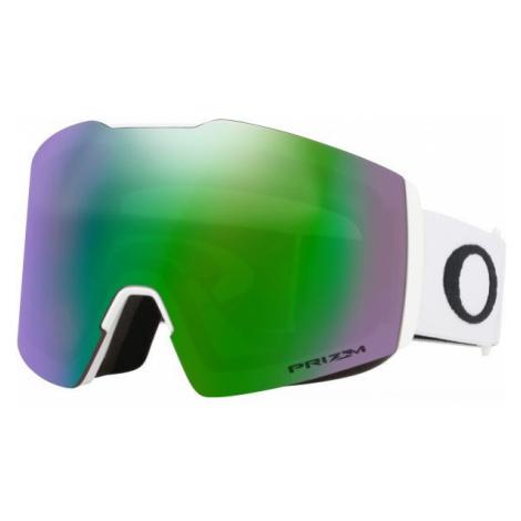 Oakley FALL LINE XL biela - Lyžiarske okuliare