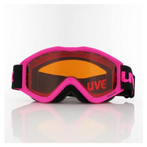 Lyžiarske okuliare UVEX Speedy Pro Pink Ružová