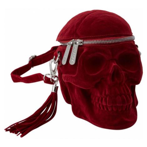 taška (kabelka) KILLSTAR - Grave Digger Skull - KSRA001500