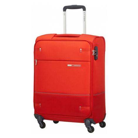 Samsonite Kabínový cestovný kufor Base Boost 39 l - oranžová