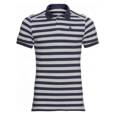 Odlo MEN'S T-SHIRT POLO S/S CONCORD sivá - Pánske tričko
