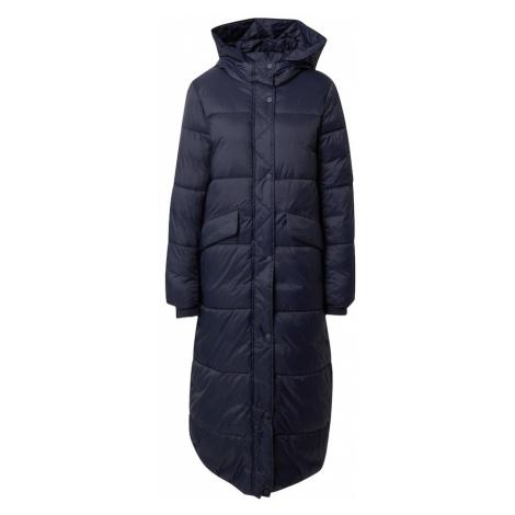 EDC BY ESPRIT Zimný kabát  modrá