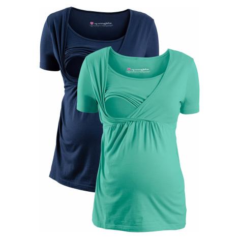 Tehotenské tričká, tielka a blúzky bonprix