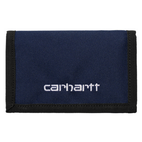 Carhartt WIP Payton Wallet Space-One-size modré I025411_0AG_90-One-size