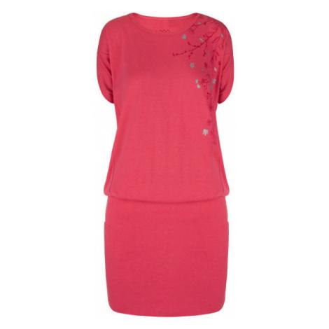 Loap ASLANA ružová - Dámske športové šaty