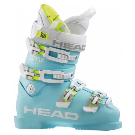 Head RAPTOR 80 RS W modrá - Športová dámska lyžiarska obuv