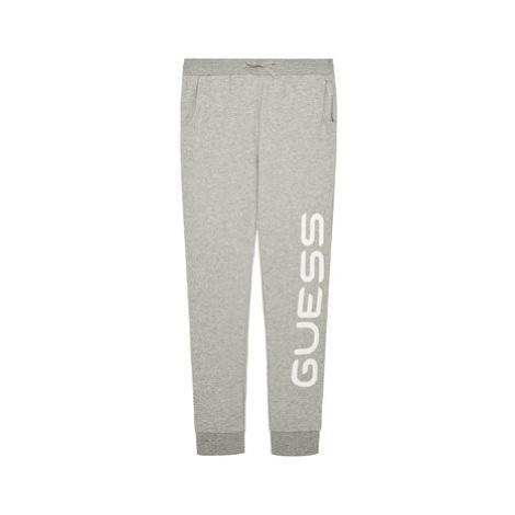 Guess Teplákové nohavice H0YQ00 K7EX0 Sivá Regular Fit