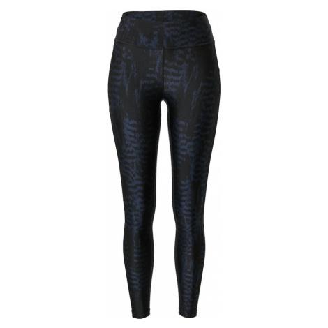 Casall Športové nohavice 'Iconic'  čierna / námornícka modrá / biela