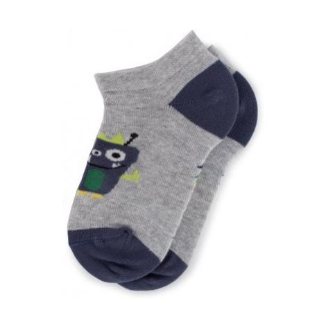Ponožky Action Boy 16A5EMS2 r.25/28 polyamid,bavlna