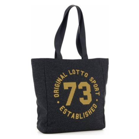 Lotto HANDBAG 73 tmavo sivá - Dámska taška